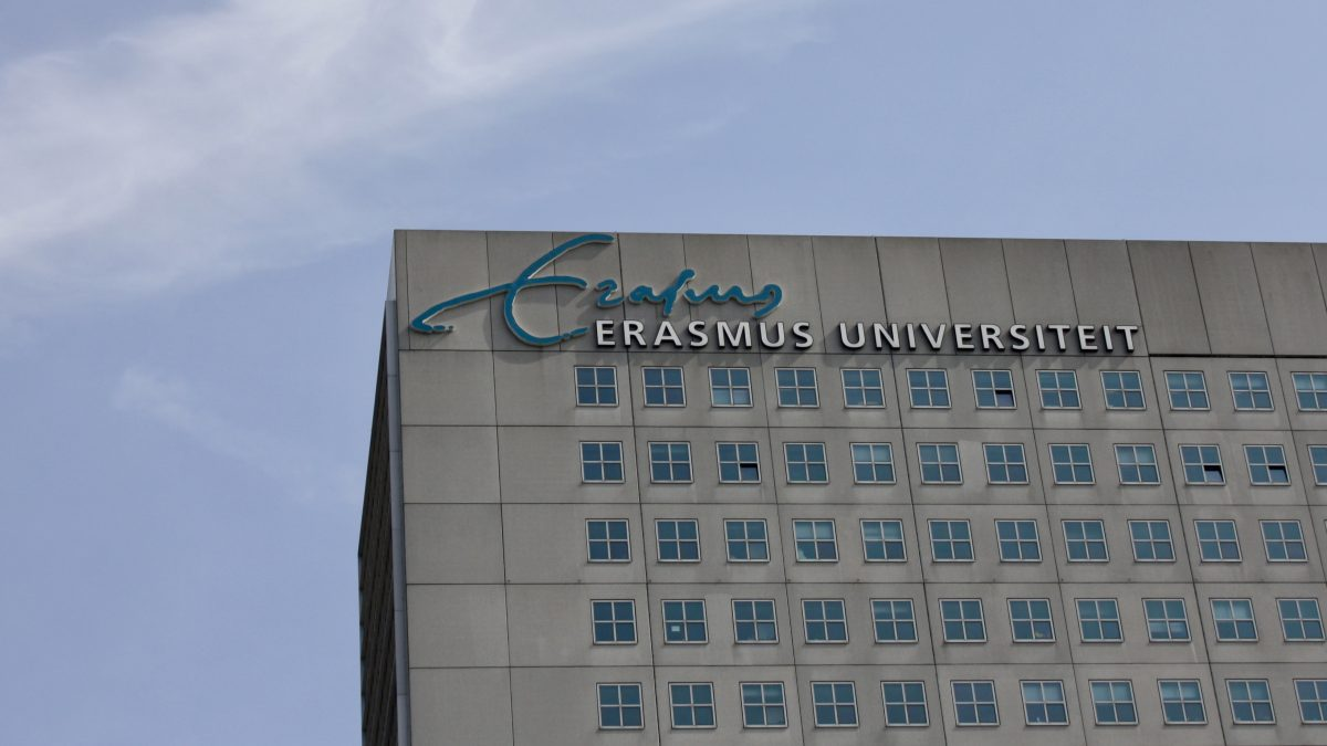 What does consent mean to Erasmus University?