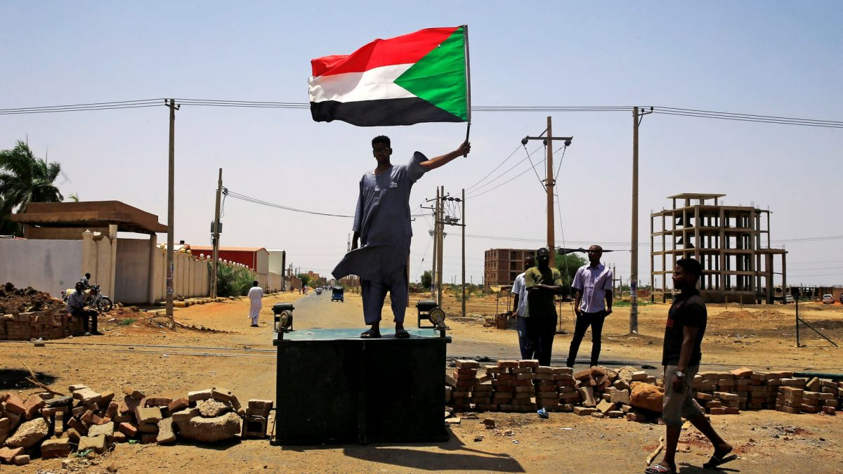 Why traditional media won't cover the Sudan massacre that is happening right now