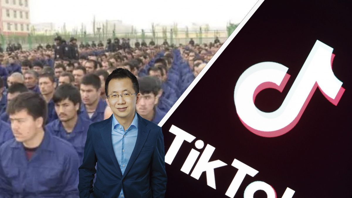 How TikTok Supports China's Repression Of Uyghurs