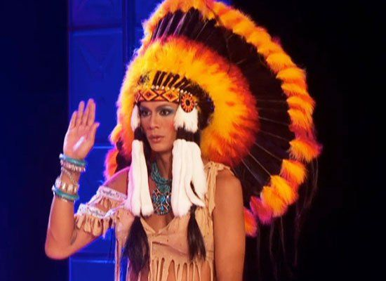 Cultural Appropriation on Rupaul's Drag Race