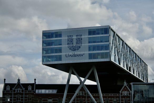 Unilever's headquarters in Rotterdam